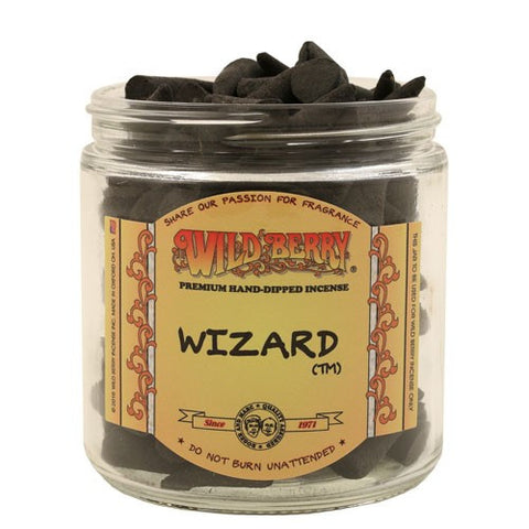 Wild Berry Wizard Cone Incense