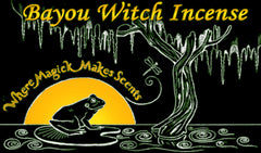 Bayou Witch Incense (Special Order)