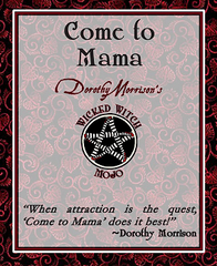 Dorothy Morrison's Wicked Witch Mojo Come to Mama Incense