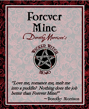 Dorothy Morrison's Wicked Witch Mojo Forever Mine Candle