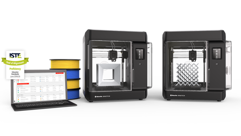 MakerBot Sketch Classroom 3D Printer Bundle