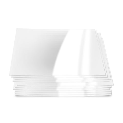 Foundation Sheet, Nylon .02x16x18.5 (pkg of 20) for Fortus 450mc/900mc