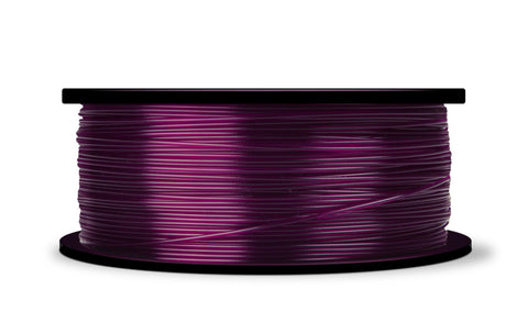 MakerBot Translucent Purple PLA Filament