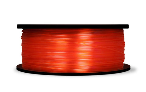 MakerBot Translucent Orange PLA Filament