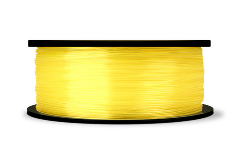 MakerBot Translucent Yellow PLA Filament