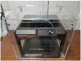 MakerBot Replicator Plus MakerBot Fifth Gen Enclosure Protective Locking Case 3