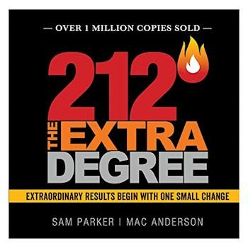 212?? The Extra Degree Book - SW Inspire | Inspire Kindness | The Dash Poem