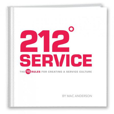 212° Service Book - SW Inspire | Inspire Kindness | The Dash Poem