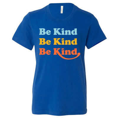 Be Kind Youth Tee - SW Inspire | Inspire Kindness | The Dash Poem
