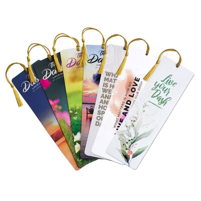 Dash Poem Bookmarks (Pkg/5) - SW Inspire | Inspire Kindness | The Dash Poem