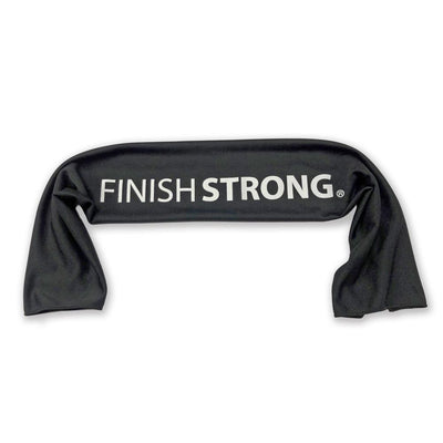 Finish Strong Cooling Towel - SW Inspire | Inspire Kindness | The Dash Poem