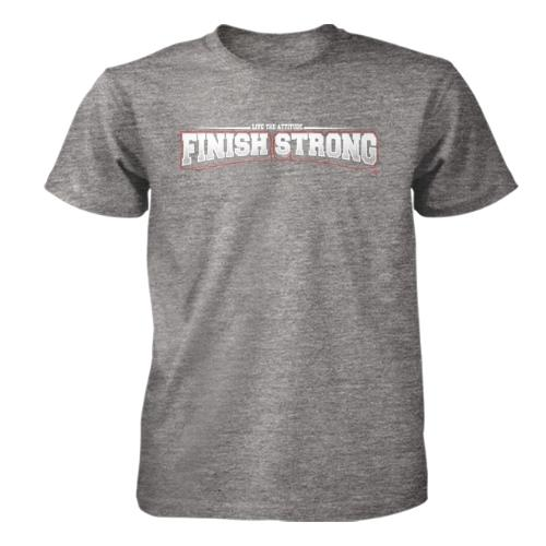 Finish Strong T-shirt - SW Inspire | Inspire Kindness | The Dash Poem