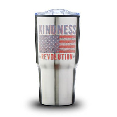 Kindness Revolution Tumbler - SW Inspire | Inspire Kindness | The Dash Poem