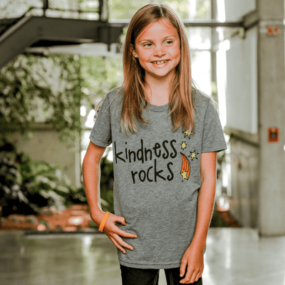 Kindness Rocks Youth Shirts - SW Inspire | Inspire Kindness | The Dash Poem