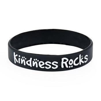Kindness Rocks Youth Wristbands (Pkg/10) - SW Inspire | Inspire Kindness | The Dash Poem