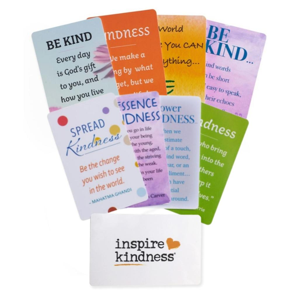 Kindness Reminder Cards (Pkg/25) - SW Inspire | Inspire Kindness | The Dash Poem