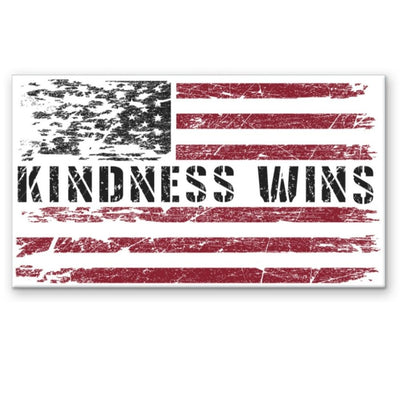 Kinndess Wins Magnet - SW Inspire | Inspire Kindness | The Dash Poem