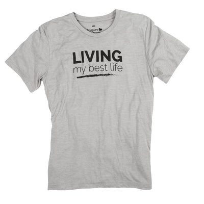 Living My Best Life Unisex T-Shirt - SW Inspire | Inspire Kindness | The Dash Poem