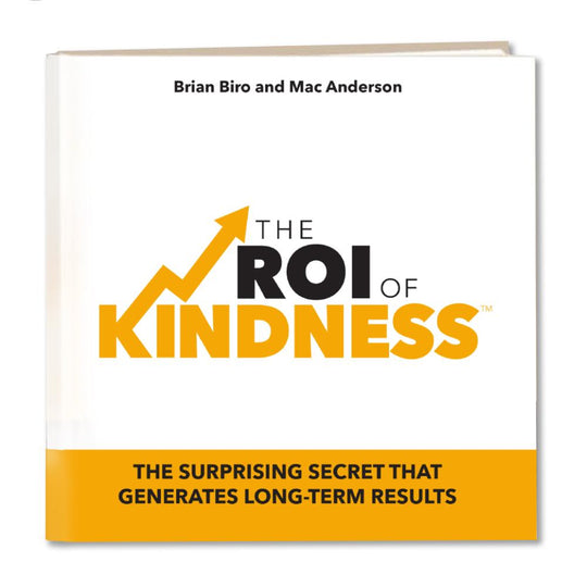 The ROI of Kindness Book - SW Inspire | Inspire Kindness | The Dash Poem