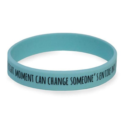 Kindness Rocks Project Wristbands (Pkg/10) - SW Inspire | Inspire Kindness | The Dash Poem