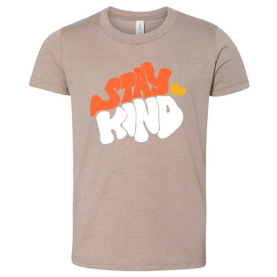 Stay Kind Youth Tee - SW Inspire | Inspire Kindness | The Dash Poem