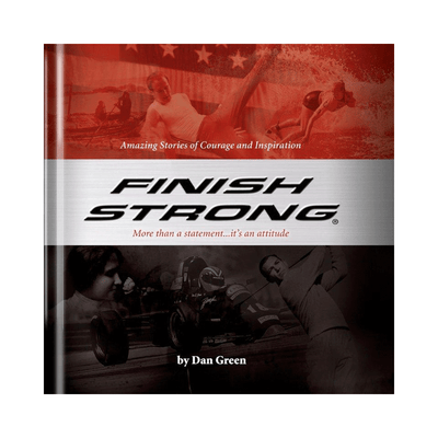 Finish Strong Book - SW Inspire | Inspire Kindness | The Dash Poem