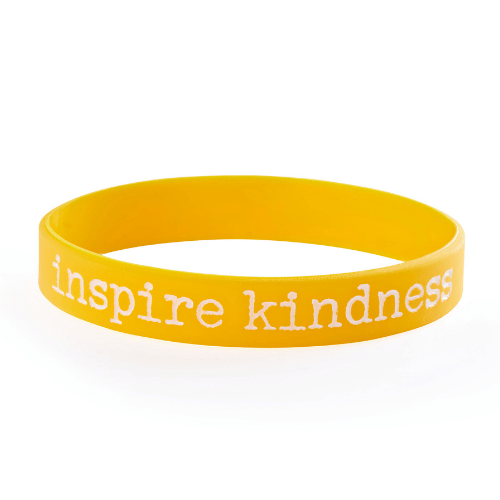 Inspire Kindness Wristbands (Pkg/10) - SW Inspire | Inspire Kindness | The Dash Poem