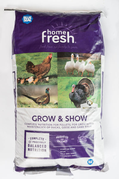Blue Seal home fresh Crois & Expo cube/ Blue Seal home fresh Grow & Show pellets
