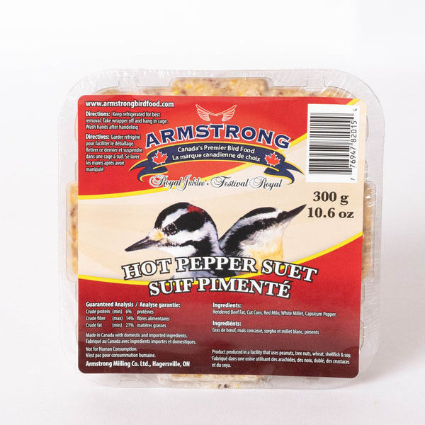 Armstrong suif pimenté / Armstrong hot pepper