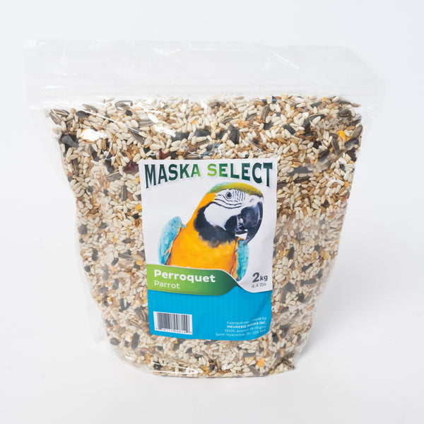 Maska Select perroquet  / Maska Select parrot
