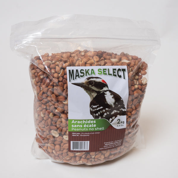 Maska Select arachide sans écales / Maska select peanuts no shell