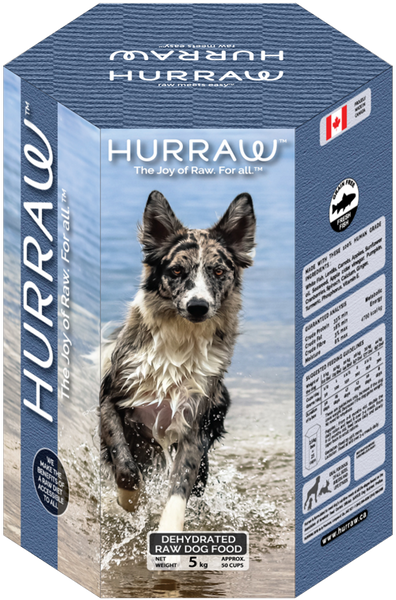 Hurraw poisson sans grains / Hurraw grain free fish
