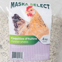 Coquilles d'huître pour Poules / Oyster Shell for chickens