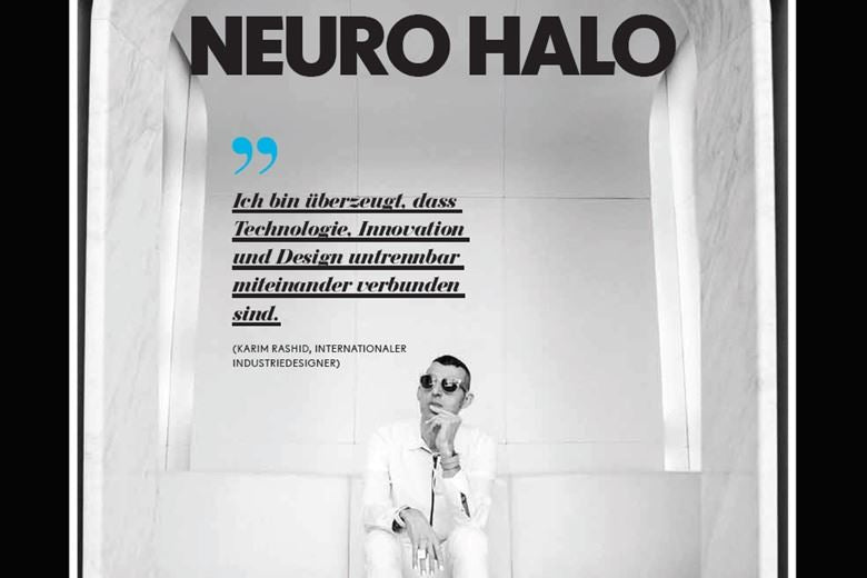 NEURO HALO - SMARTER BY DESIGN