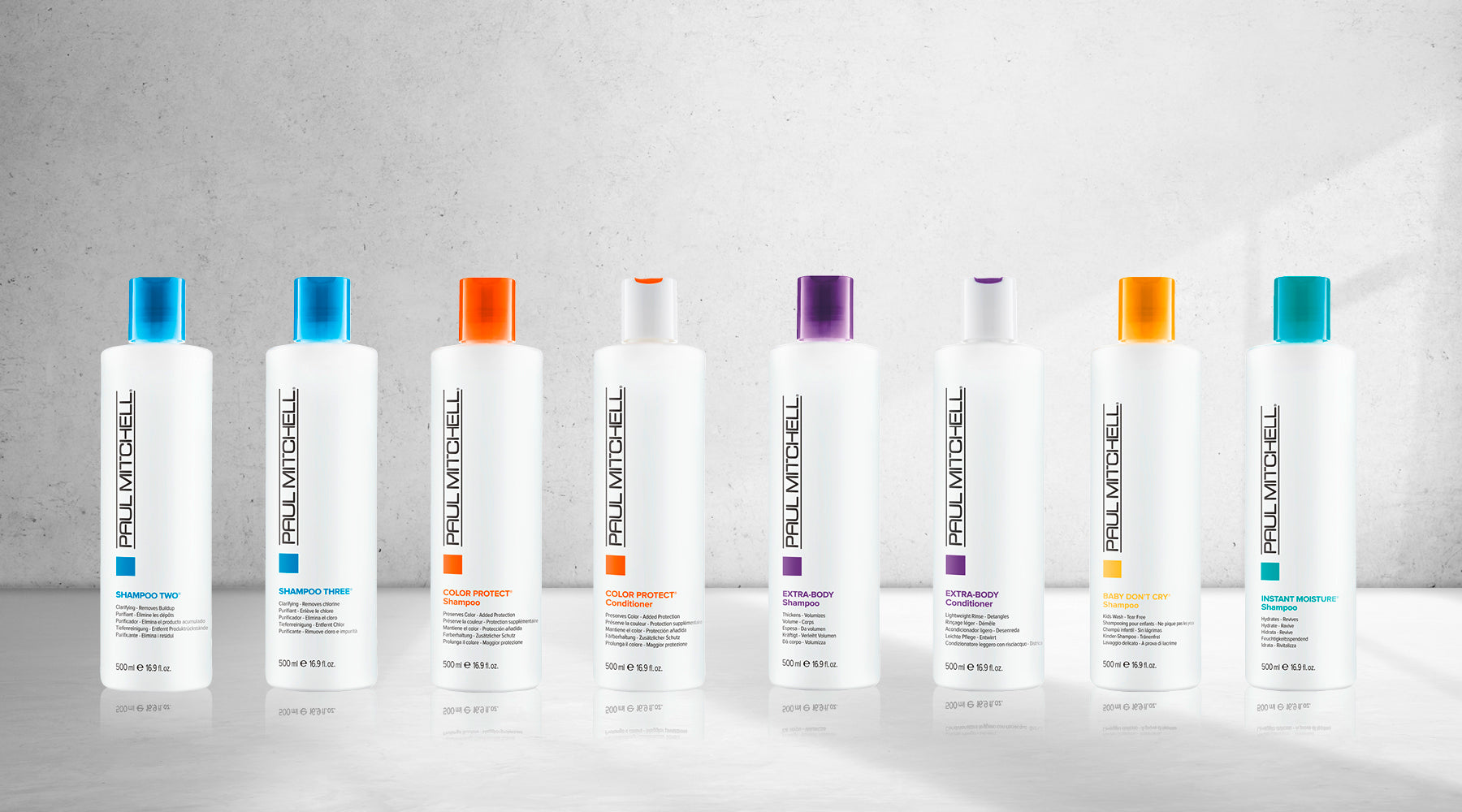PAUL MITCHELL® 500  ml