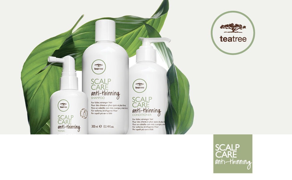 Tea Tree Scalp care