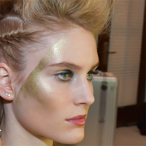 Fashion Week Hair Style Make-up Paul Mitchell Stagecolor Cosmetics