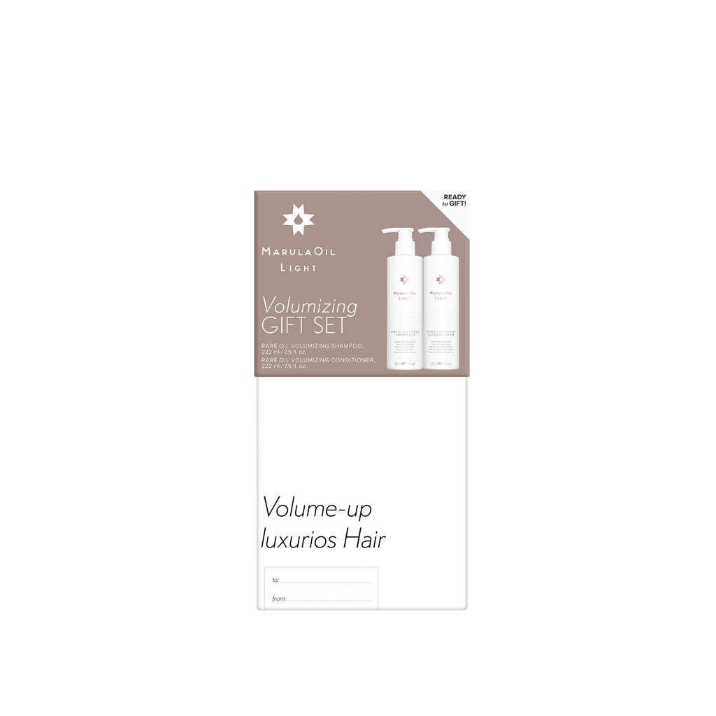 MARULAOIL Holiday Volumizing Gift Set