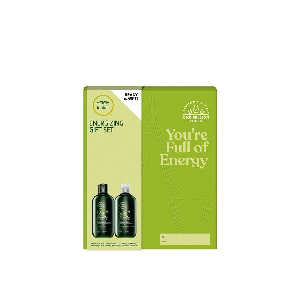 TEA TREE Holiday Energizing Gift Set