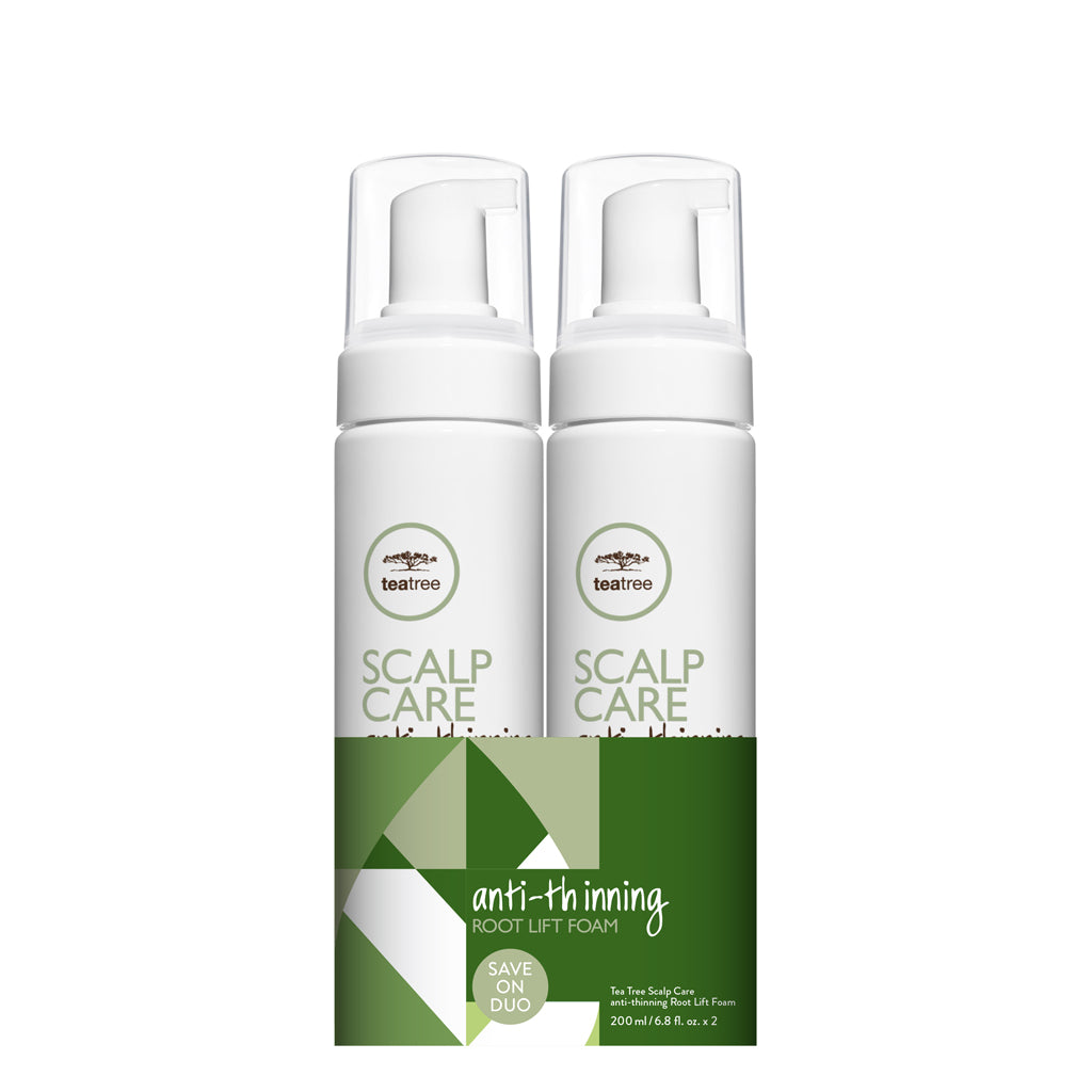 Save on Duo SCALP CARE Anti-Thinning Root Lift Foam