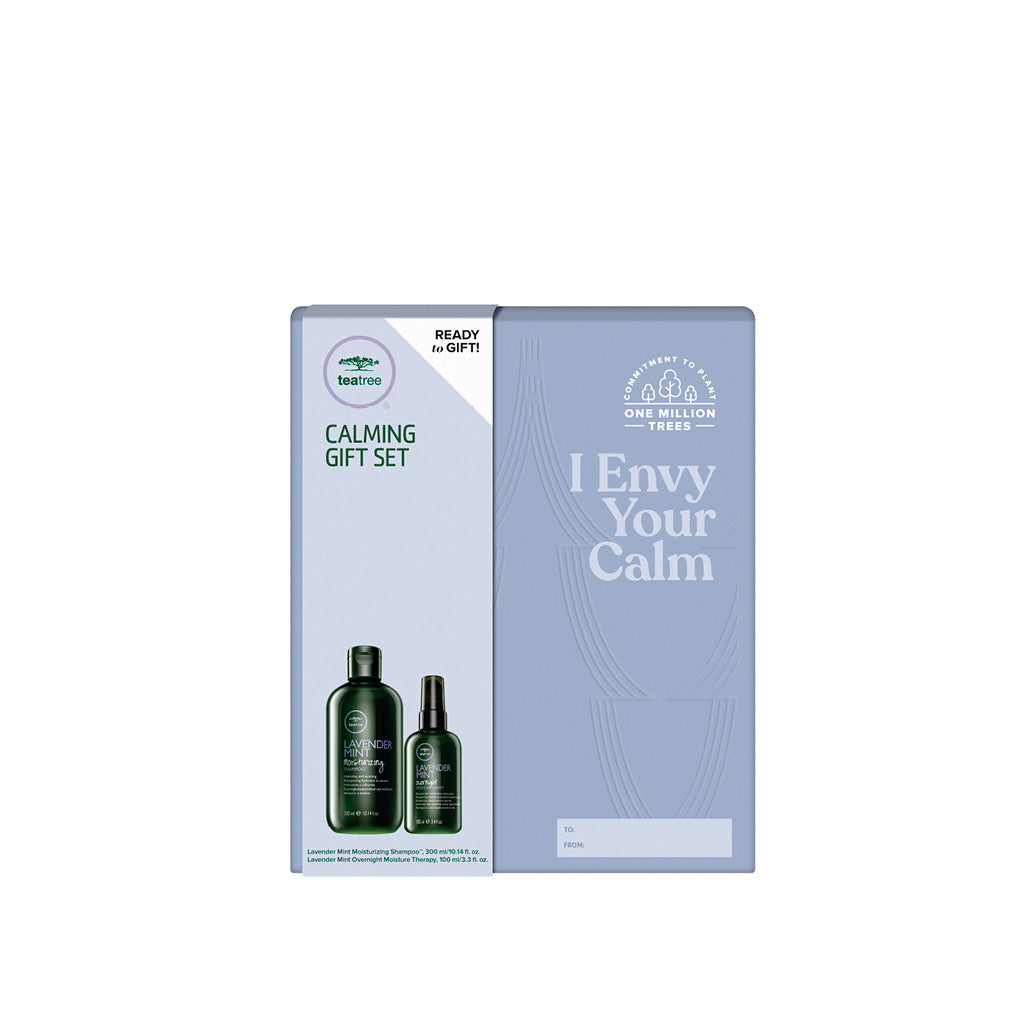TEA TREE Holiday Calming Gift Set
