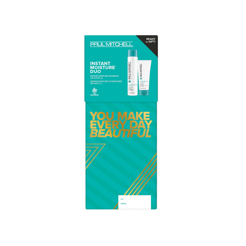 PAUL MITCHELL® Holiday Instant Moisture Duo