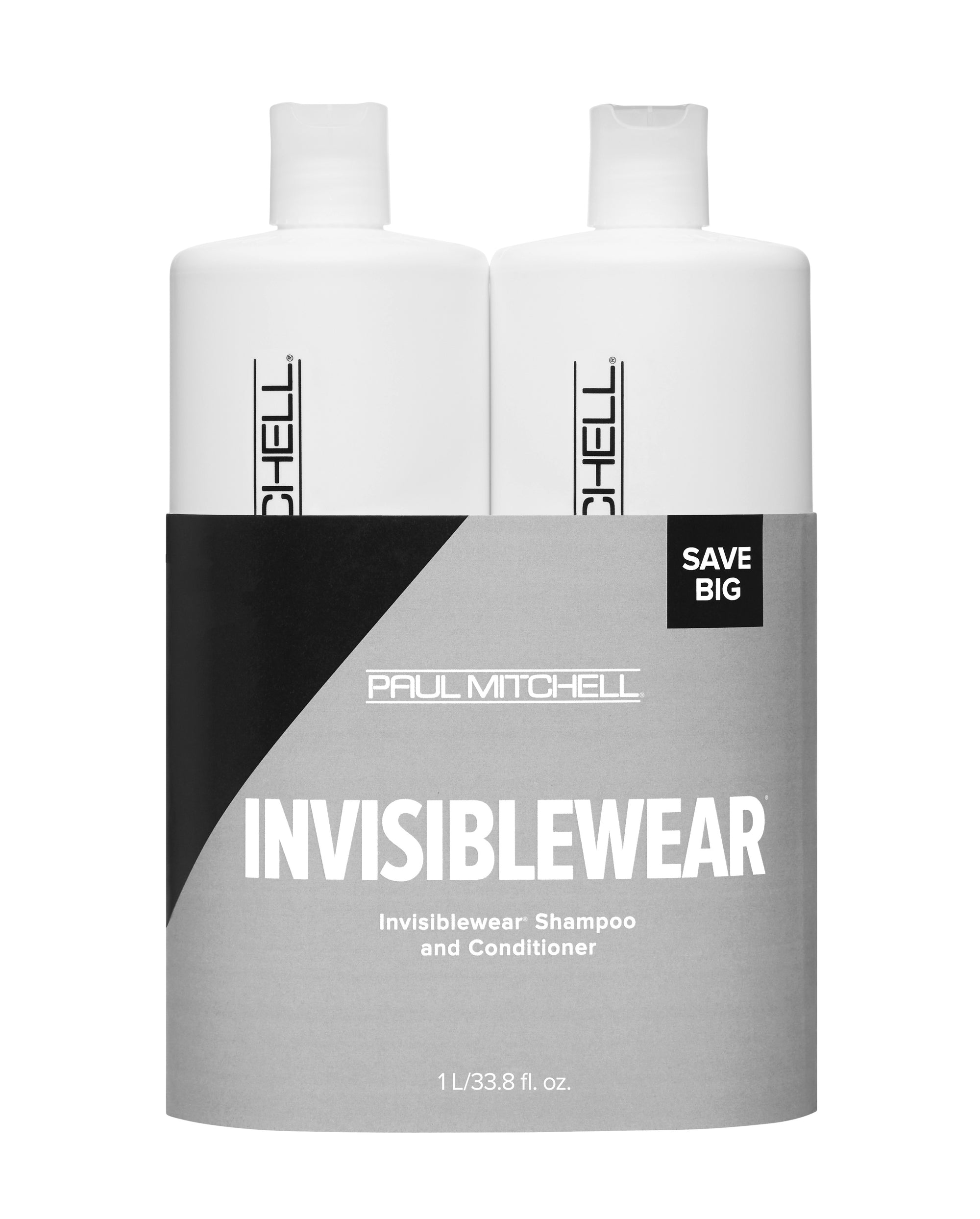PAUL MITCHELL® Save Big Duo INVISIBLEWEAR