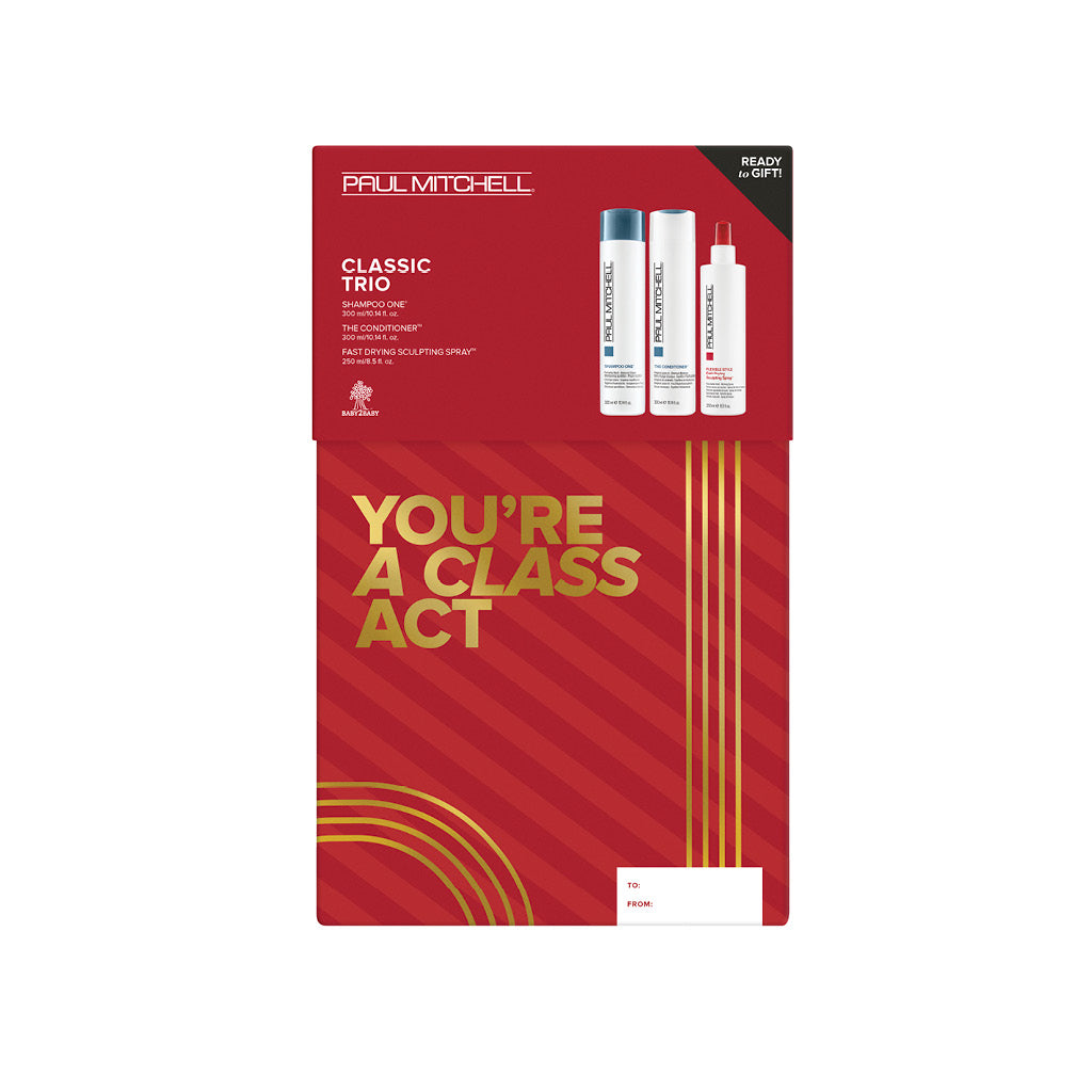 PAUL MITCHELL® Holiday Classic Trio