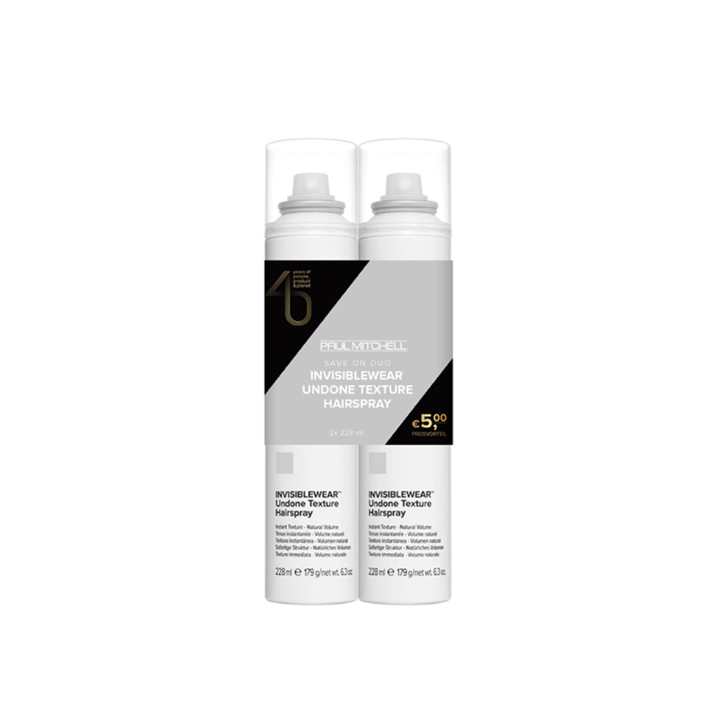 Save On Duo INVISIBLEWEAR® Undone Texture Hairspray