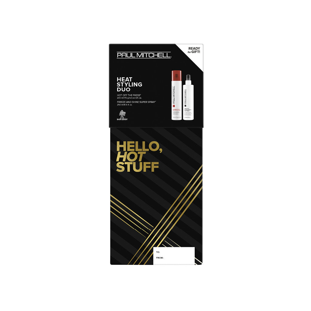 PAUL MITCHELL® Holiday Heat Styling Duo