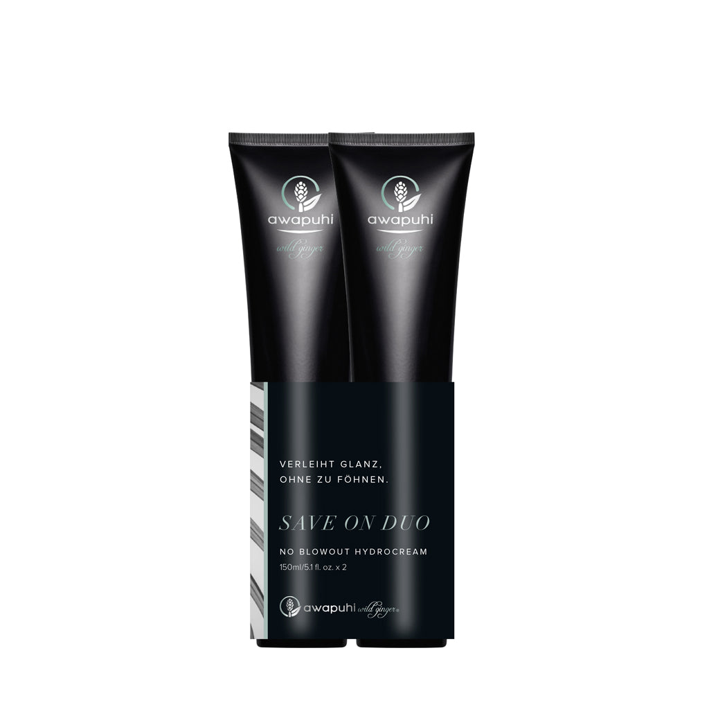 Save on Duo AWAPUHI WILD GINGER® No Blowout Hydrocream