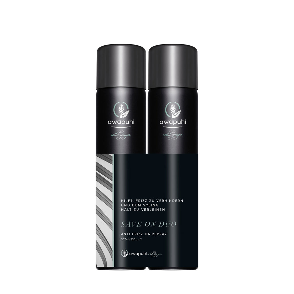 Save on Duo AWAPUHI WILD GINGER® Anti-Frizz Hairspray