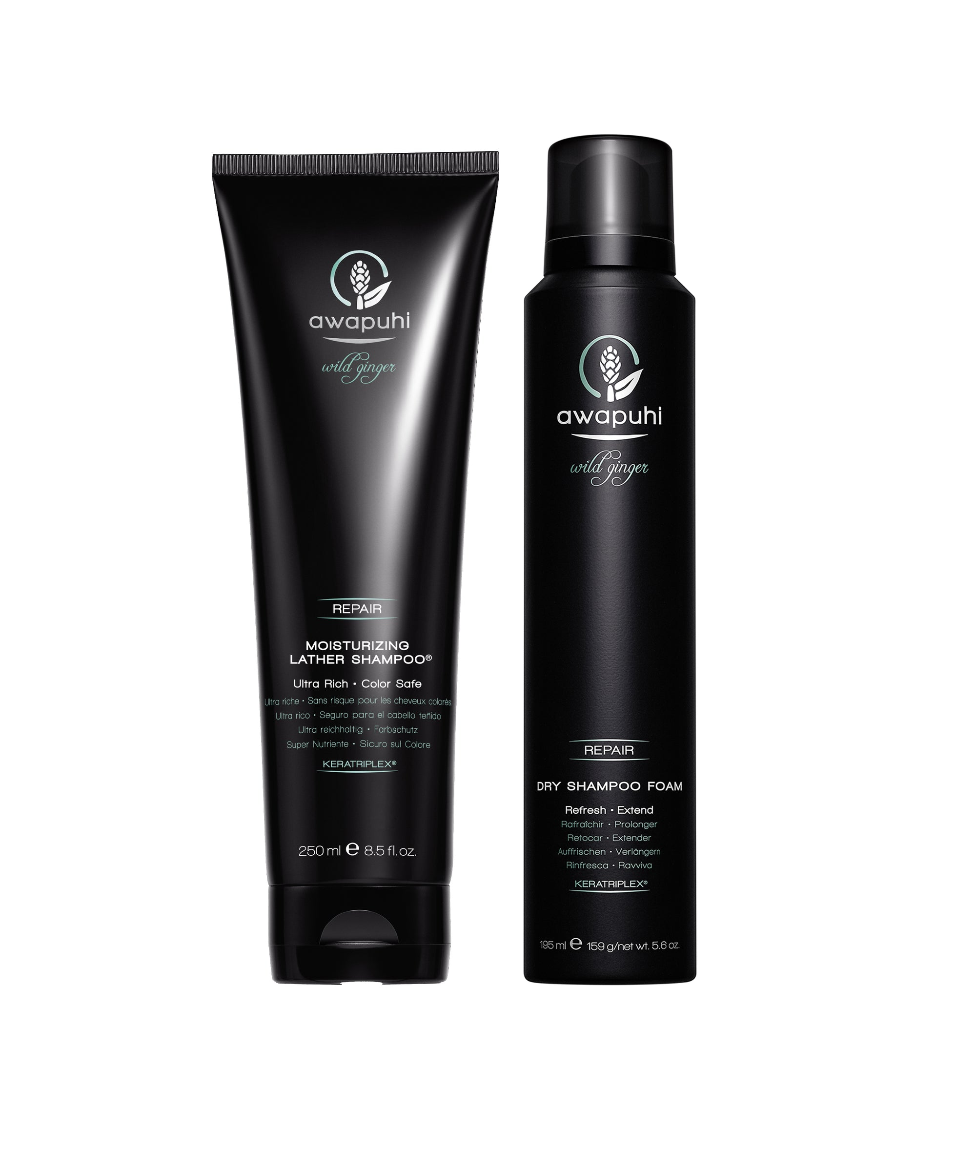 AWAPUHI WILD GINGER® Repair Cleaning