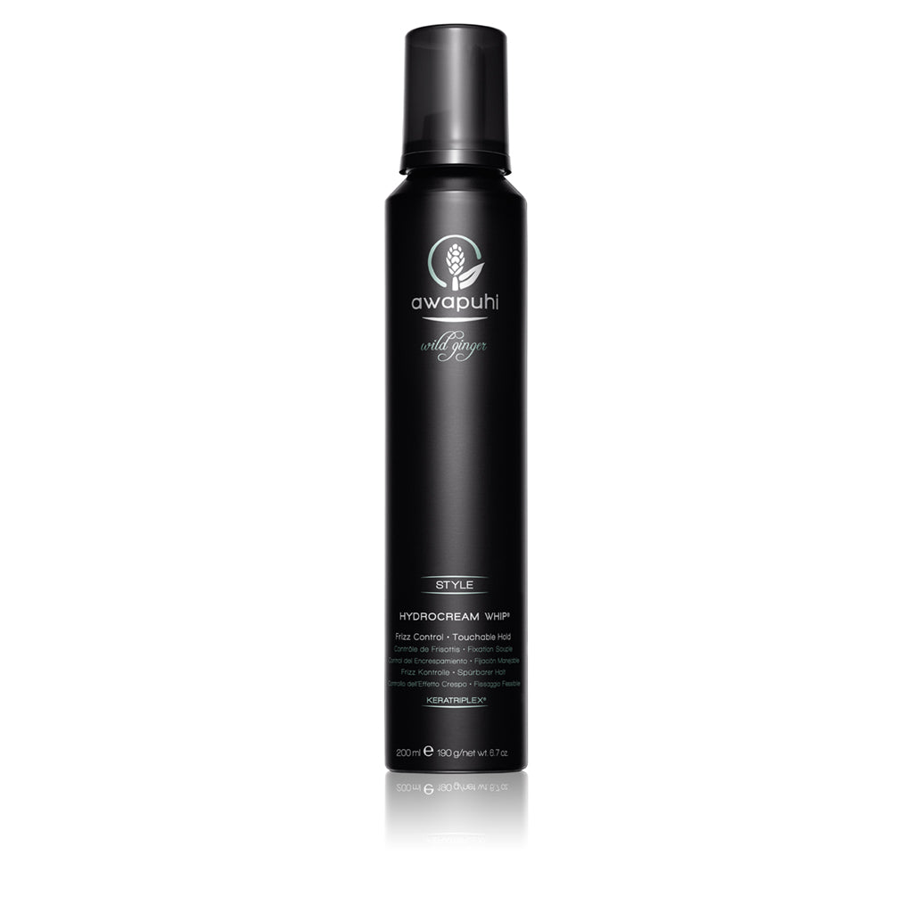 AWAPUHI WILD GINGER® HydroCream Whip®
